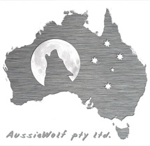 AussieWolf Pty. Ltd. - LOGO